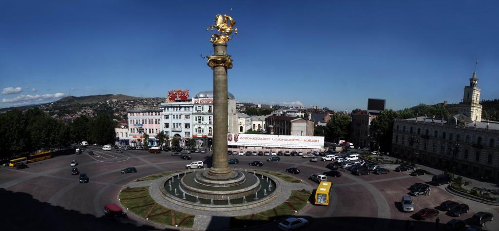 Тур  по  Тбилиси -  1 день